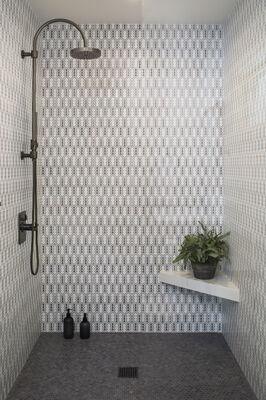 Chelsea Sachs Design: Marrakech Lace Shower