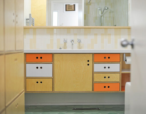 Tile by Style: Mod About Midcentury Bathrooms