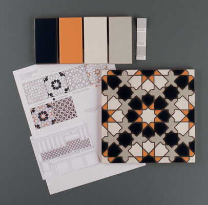 Tile School: How to Use Our Color It Tool