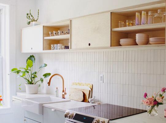 Reserve Home: Feldspar and Fallow Kitchen