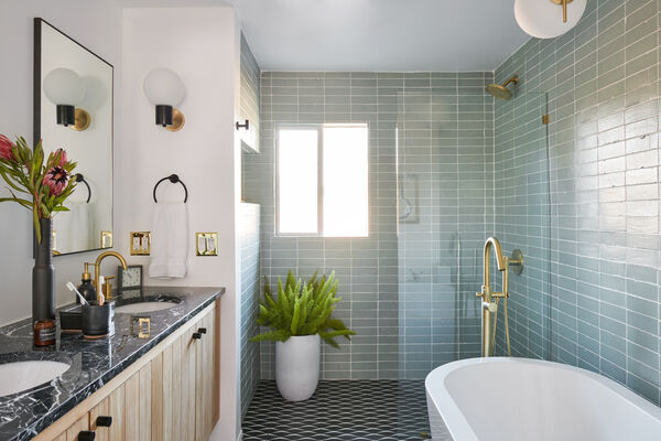 Project Spotlight: A Vintage Splendor Bathroom Reveal