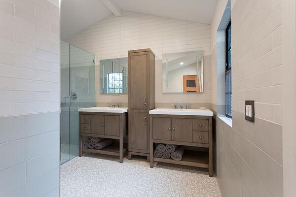 Our Showroom Designer's Bathroom Renovation