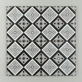 Black  White  Motif  Murietta