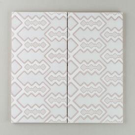 Marrakech  Lace  White  Motif